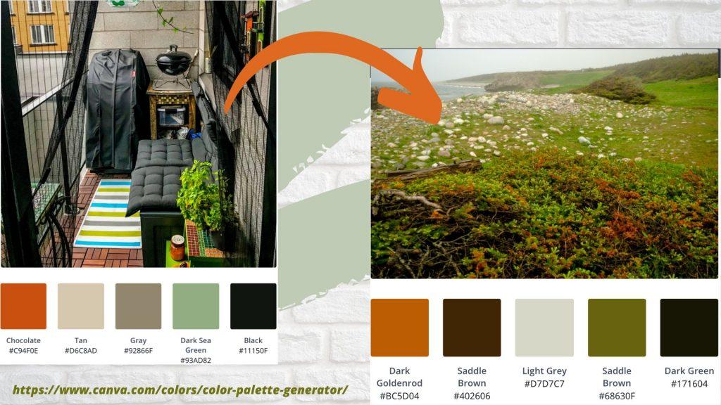 BEFORE 2 1024x576 - Summer Balcony decor idea