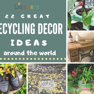 Recycling Decor Ideas