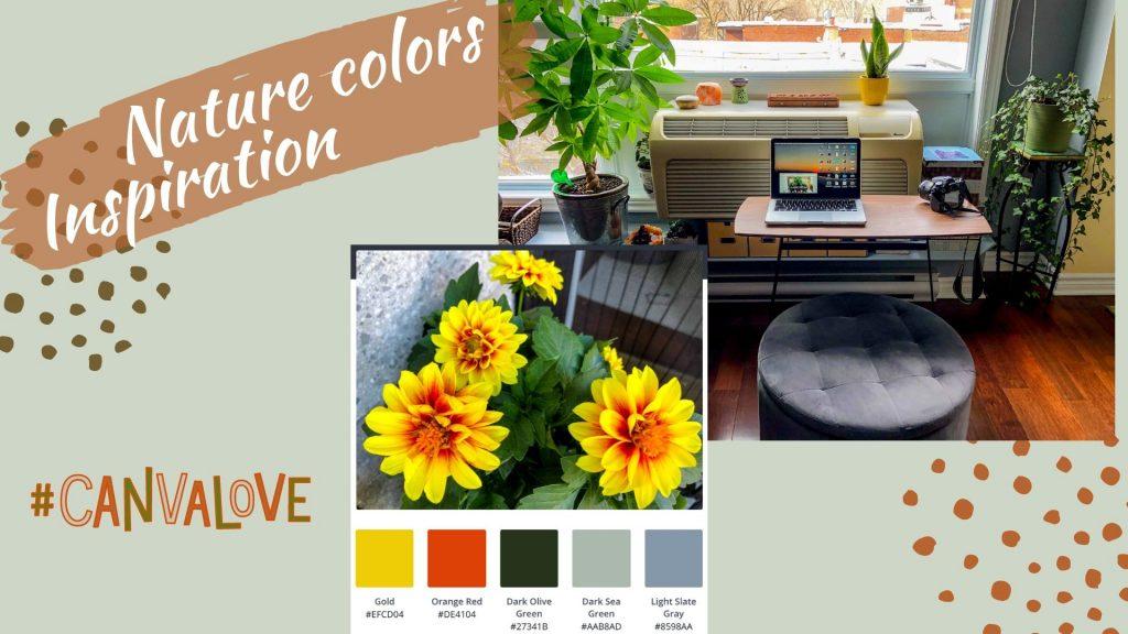 Colors Inspiration 1024x576 - Small Home Office Decor Idea