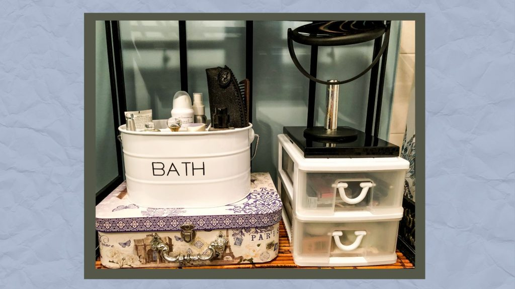 Bathroom Decor Idea   Shelf 2 1024x576 - Small Bathroom Storage Ideas