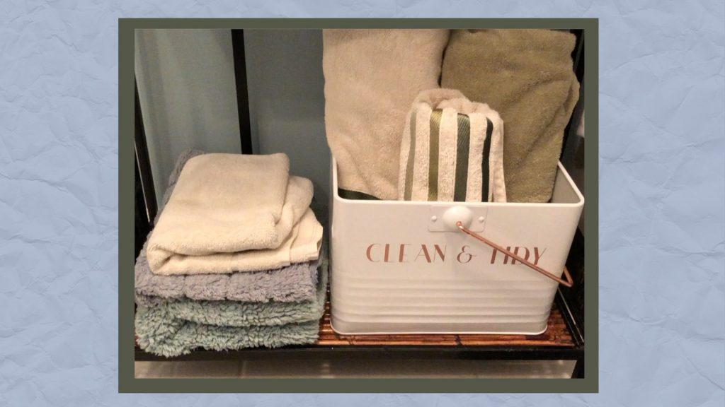 Bathroom Decor Idea   Shelf 3 1 1024x576 - Small Bathroom Storage Ideas