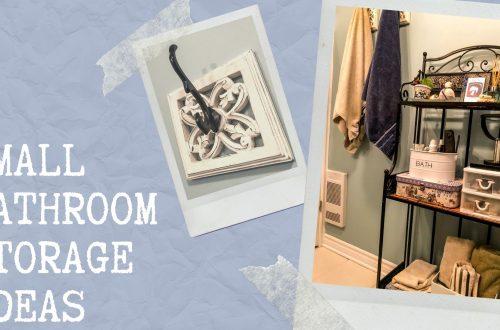 5. Bathroom Décor Ideas – Colors and details